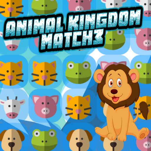 Animal Kingdom Match 3