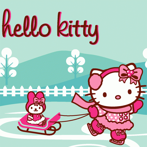 Hello Kitty Christmas Jigsaw Puzzle