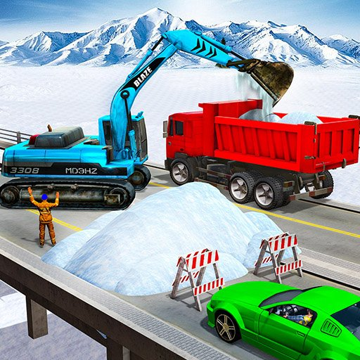Road Construction Games 2020
